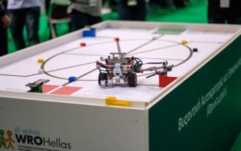Στις 23 και 24 Φεβρουαρίου ο τελικός του Πανελλήνιου Διαγωνισμού Εκπαιδευτικής Ρομποτικής