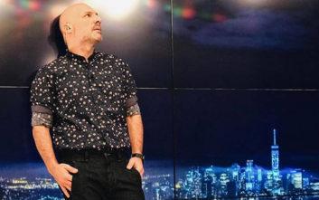 Επέστρεψε κεφάτος στην εκπομπή ο Νίκος Μουτσινάς