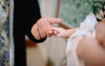 Μπορεί ένας νονός να βαπτίσει και αγόρι και κορίτσι;