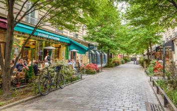 Ταξίδι στο χρόνο μέσα από την πιο γραφική γειτονιά του Παρισιού