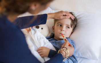 Πότε μπορούμε να στείλουμε τα παιδιά που έχουν γρίπη στο σχολείο