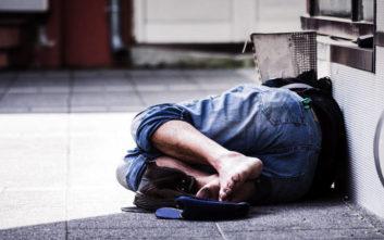 Λας Βέγκας: Ποινικό αδίκημα να κοιμάται κανείς σε δημόσιο χώρο ή δρόμο