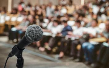 Ο κορυφαίος ρήτορας που μετά βίας περνούσε τα μαθήματα ομιλίας στο πανεπιστήμιο