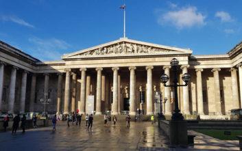 Για πρώτη φορά έργο του Banksy στο Βρετανικό Μουσείο