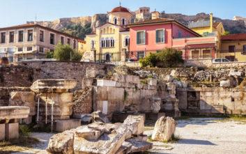 Ελληνική πόλη στους δημοφιλέστερους ευρωπαϊκούς προορισμούς για τους Αμερικάνους