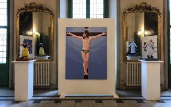 Το Facebook μπλόκαρε λογαριασμό καλλιτέχνη με πίνακα ενός Χριστού ΛΟΑΤΚΙ