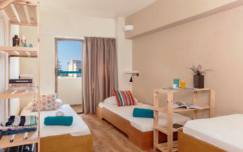 Δύο ελληνικά hostel στα καλύτερα του κόσμου