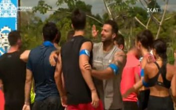 Κόντεψαν να πιαστούν στα χέρια Έλληνες και Τούρκοι στο Survivor