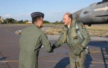 Αλλαγή φρουράς στην ηγεσία της Πολεμικής Αεροπορίας