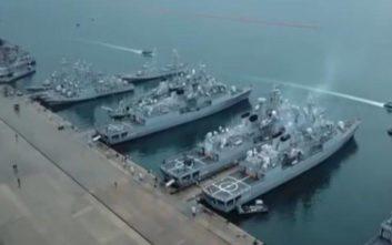 Βγήκαν στο Αιγαίο τα τουρκικά πλοία για τη «Γαλάζια πατρίδα»