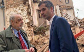 Μπακογιάννης: Δεν έχουν καταμετρηθεί τα επικίνδυνα κτίρια της Αθήνας