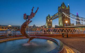 Το Λονδίνο μέσα από τη ματιά ενός ερασιτέχνη φωτογράφου
