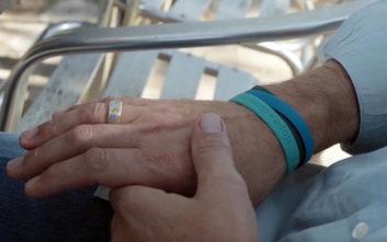 Το διαμαντένιο δαχτυλίδι που φορά στο δάχτυλό του δεν είναι σαν όλα τα άλλα