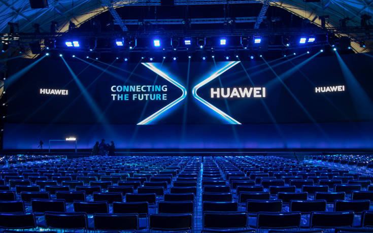 Η Huawei οδηγεί τις εξελίξεις στο MWC 2019 στη Βαρκελώνη