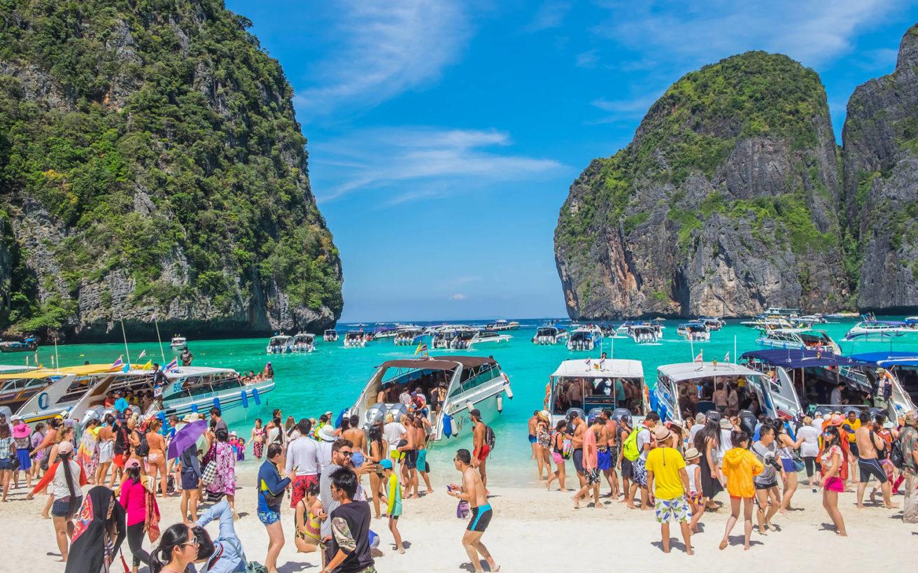 Πώς είναι σήμερα η διάσημη κινηματογραφική «Παραλία»