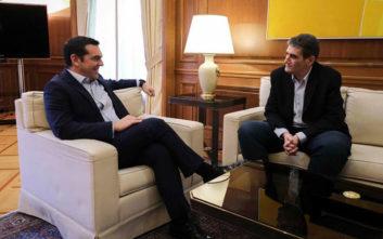 Ο δημοσιογράφος Χρήστος Γιαννούλης υποψήφιος του ΣΥΡΙΖΑ στην Περιφέρεια Κεντρικής Μακεδονίας
