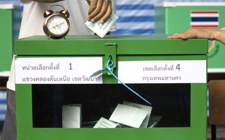 Πρώτες βουλευτικές εκλογές μετά το πραξικόπημα του 2014 στην Ταϊλάνδη