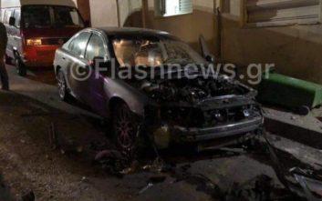 Αναστάτωση στο Ηράκλειο Κρήτης από ισχυρή έκρηξη σε αυτοκίνητο