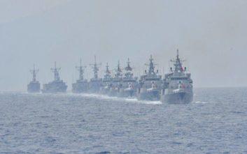 Οι Τούρκοι δεσμεύουν με παράνομες NAVTEX περιοχές σε Λήμνο, Ικαρία, Καστελόριζο