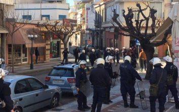 Σοβαρά επεισόδια στο Αγρίνιο μεταξύ οπαδών του ΠΑΟΚ και του Παναιτωλικού