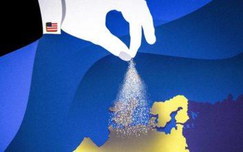 «Πλούσιοι Αμερικανοί χρηματοδοτούν εκστρατείες παραπληροφόρησης στην Ευρώπη»