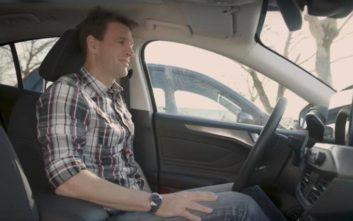 Τα καθίσματα αυτοκινήτου που ανακουφίζουν από τους πόνους της πλάτης