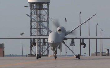Πώς η δράση των αμερικανικών drones στην Υεμένη συνδέεται με... τη Λάρισα