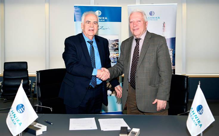 Τα Ελληνικά Πετρέλαια και το Πανεπιστήμιο Δυτικής Αττικής υπέγραψαν τριετή στρατηγική συνεργασία