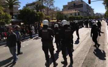 Επεισόδια στην Καλλιθέα στο περιθώριο της παρέλασης για την 25η Μαρτίου