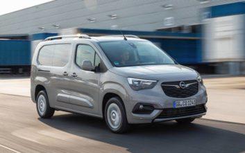 Τα πολλά «πρόσωπα» του Opel Combo