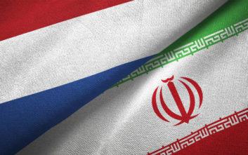 Συνεχίζεται ο διπλωματικός «πόλεμος» Άμστερνταμ και Τεχεράνης