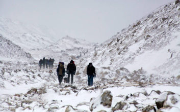Ορειβάτες στο Έβερεστ θα επιχειρήσουν να παίξουν ράγκμπι στα 6.400 πόδια