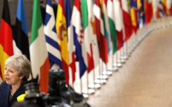 Μέι: Θέλω να αποχωρήσουμε από την ΕΕ με μια καλή συμφωνία