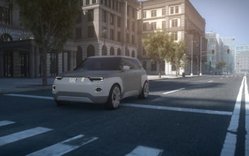 Fiat Concept Centoventi, ένας λευκός καμβάς έτοιμος να πάρει χρώμα στα «θέλω» σας
