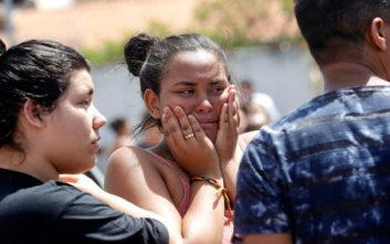 Έξι παιδιά ανάμεσα στους δέκα νεκρούς στο μακελειό στο δημοτικό σχολείο στη Βραζιλία
