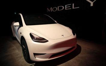 Το 2020 κυκλοφορεί το νέο μοντέλο «Υ» της Tesla