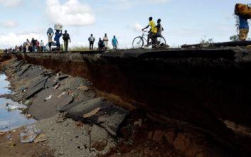 Μετά τον κυκλώνα η Μοζαμβίκη πλήττεται από χολέρα και ελονοσία
