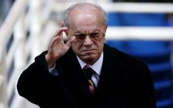 Θανάσης Γιαννακόπουλος, ο «τυφώνας» του Παναθηναϊκού που δημιούργησε δύο αυτοκρατορίες