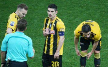 Με αλλαγές η εντεκάδα της ΑΕΚ για το ματς με τον Παναιτωλικό