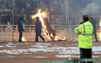 Παναθηναϊκός: Δεν έγινε βιαιοπραγία στην πρώτη διακοπή του ντέρμπι