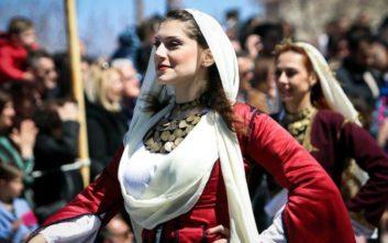Πώς γιόρτασε η Κέρκυρα την 25η Μαρτίου