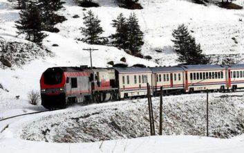 Στη διάθεση των τολμηρών ταξιδιωτών το «Eastern Express»