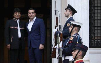 Μοράλες: Η Ελλάδα προχώρησε χάρη στο τιμόνι που κρατούσες εσύ, αδελφέ Αλέξη