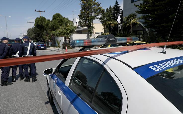 Πρώτες εικόνες από το σημείο όπου έπεσαν πυροβολισμοί στο Ελληνικό