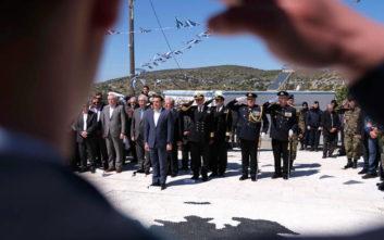 Τούρκοι για παρενόχληση στο ελικόπτερο του Τσίπρα: Κάναμε τα συνήθη μας καθήκοντα