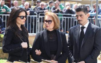 Δημήτρης Γιαννακόπουλος: Τώρα ο Θανάσης είναι δίπλα στον Παύλο, στον ουρανό