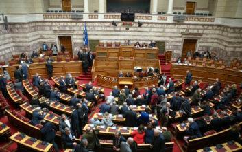 Υπερψηφίστηκε η τροπολογία για την προστασία της πρώτης κατοικίας