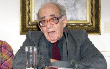Έφυγε από τη ζωή ο πρώην υπουργός Δημήτρης Κουλουριάνος