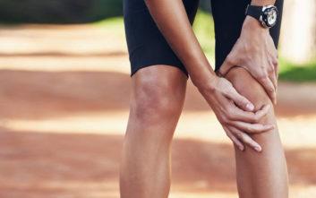 Οριστική αντιμετώπιση στην αρθρίτιδα γόνατος