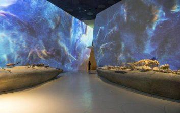 Μεγαλοπρεπή εγκαίνια για το Εθνικό Μουσείο του Κατάρ